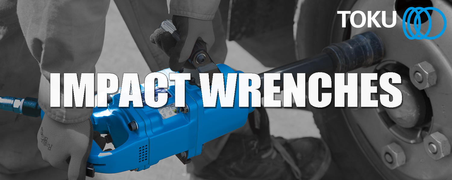 TOKU IMPACT WRENCHES